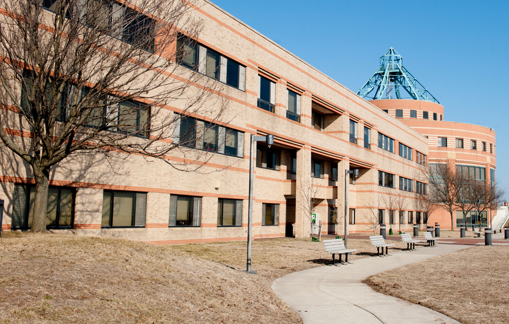 Kingsborough Community College campus