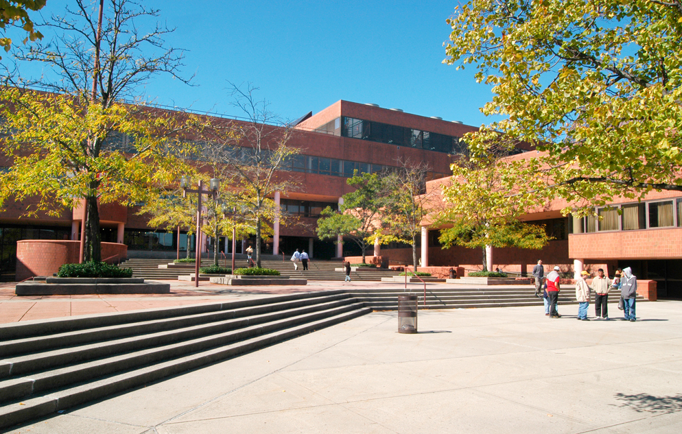 York College campus