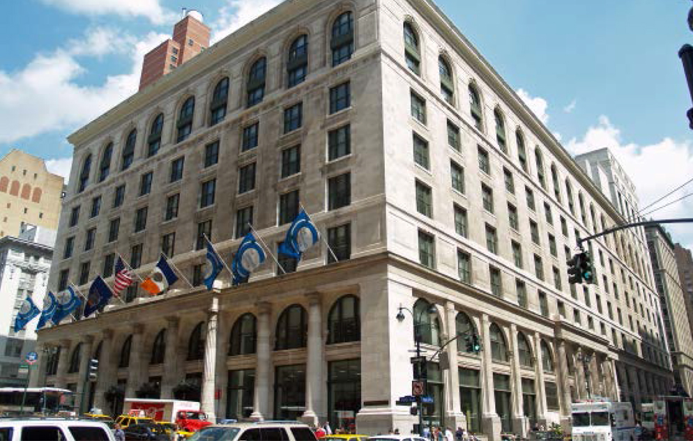 Former B. Altman & Company Department Store Building, now The CUNY Graduate Center, 34th Street at 5th Avenue
