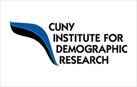 CIDR Logo, CUNY Institute for Demographic Research