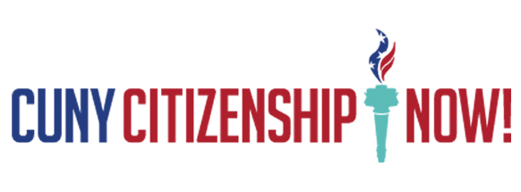 CUNY Citizenship Now logo