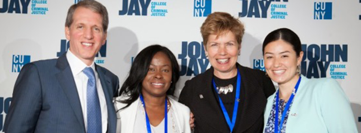 JP Morgan Chase and John Jay Host Empowerment Symposium for Women Veterans