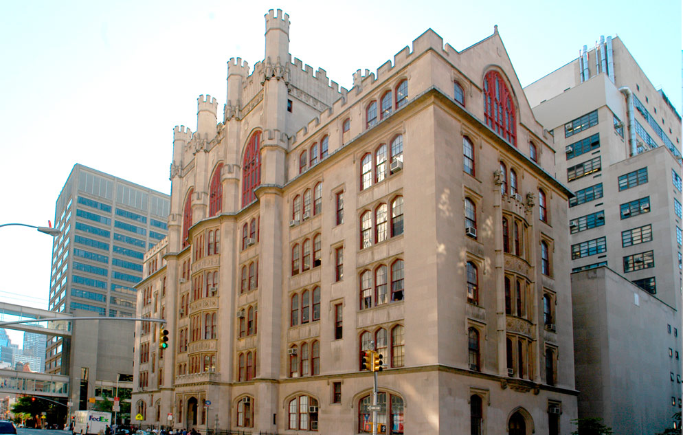 Hunter Hall at Hunter College