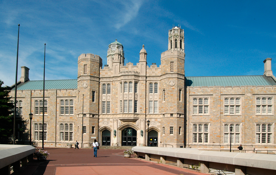 Music Building, Lehman College