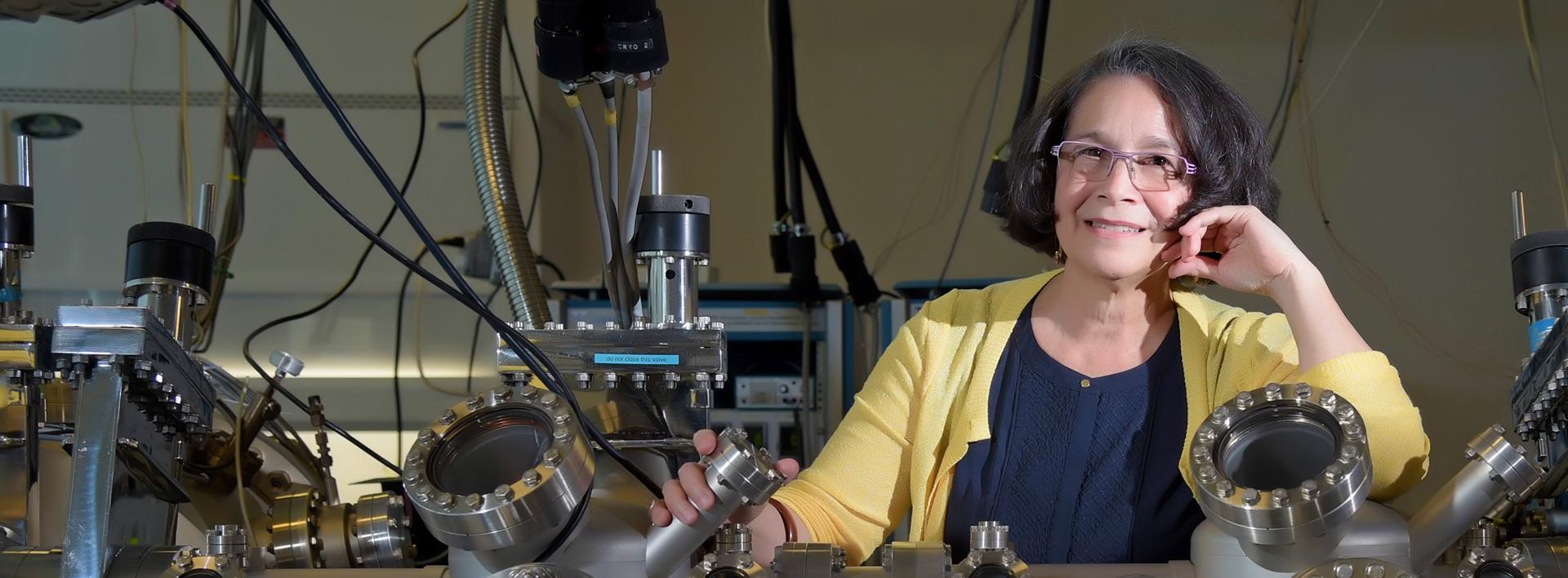 Chemistry Prof. Wins $5M NSF Grant