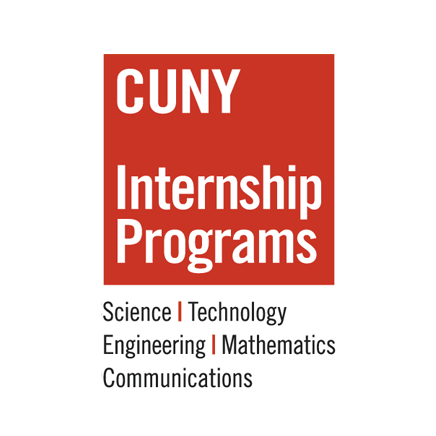 Red CUNY Internship Programs Logo