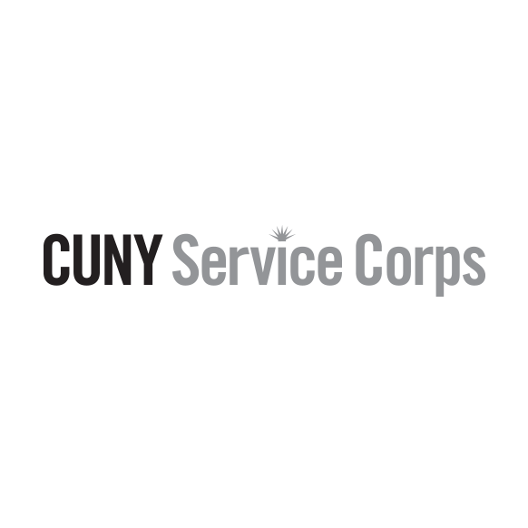 Service Corps black-and-white Logo