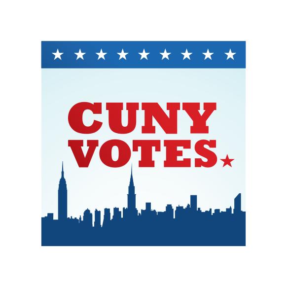 CUNY Votes Logo