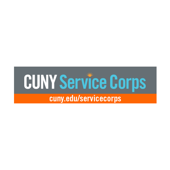 CUNY Service Corps banner