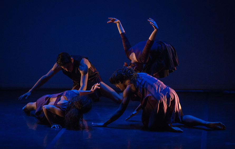 Bennyroce Dance, CUNY Dance Initiative