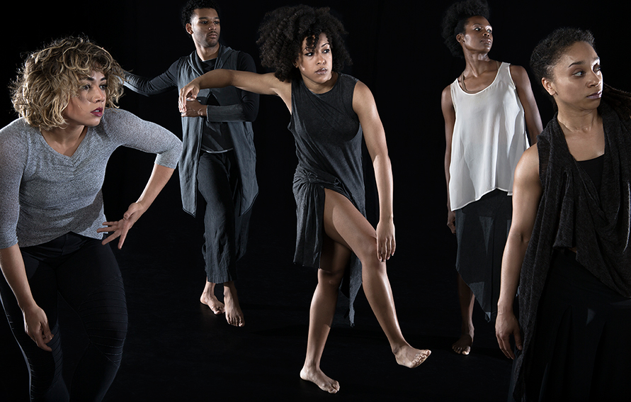 Urban Bush Women dancers, CUNY Dance Initiative
