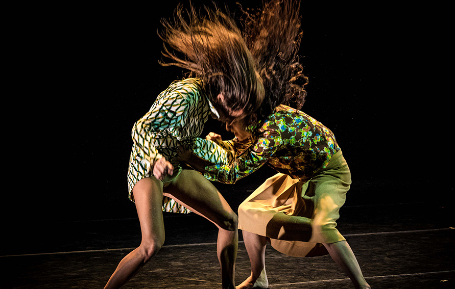 Vim and Vigor dancers, CUNY Dance Initiative