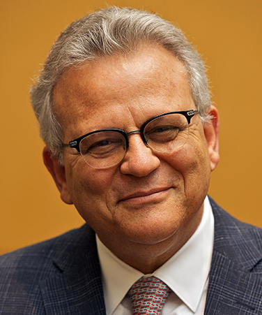 Ayman A.E. El-Mohandes, Dean of the CUNY School of Public Health