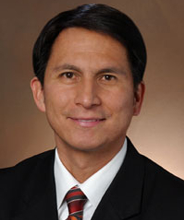 Frank D. Sanchez, Vice Chancellor for Student Affairs