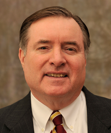 John B. Clark, Acting University Executive Director for Business and Industry Relations