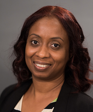 Caron Christian, Acting University Executive Director of Strategic Sourcing and Chief Procurement Office.