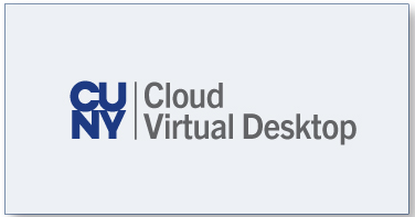 CUNY virtual desktop