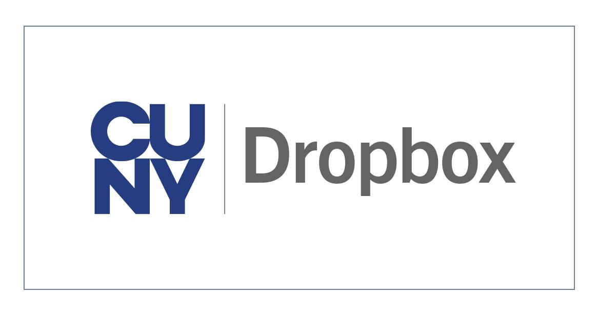 Cuny Dropbox