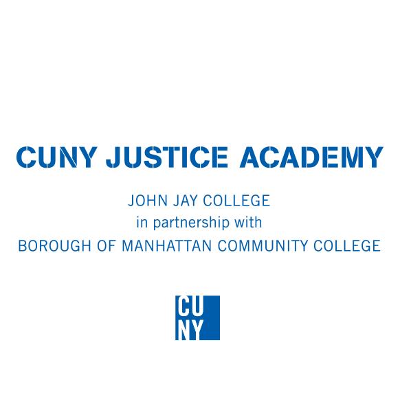 CUNY Justice Academy Logo (BMCC)