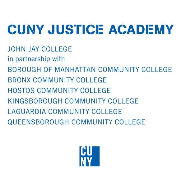 CUNY Justice Academy Logo (JJC)
