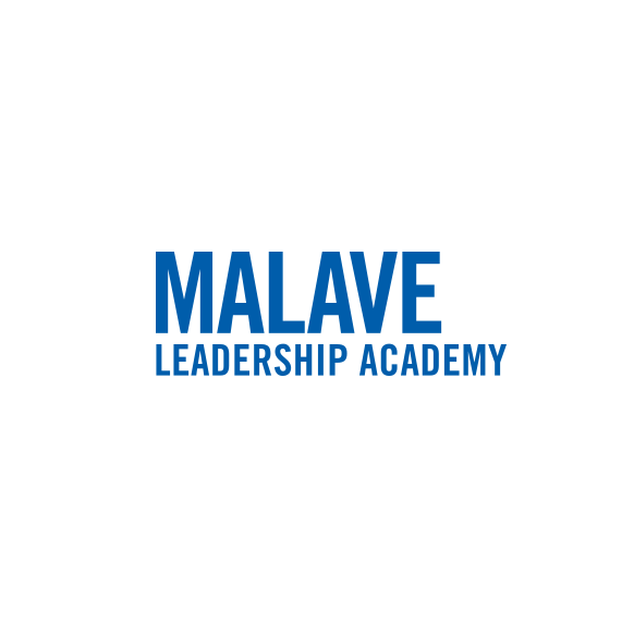 Malave LEADERSHIP ACADEMY, Primary Logo
