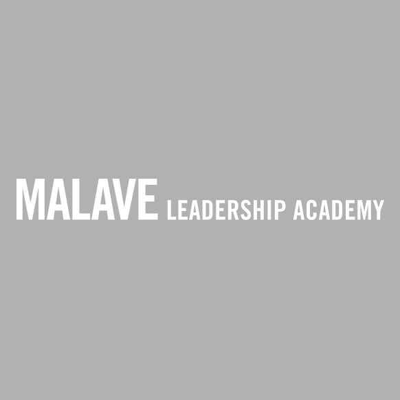 MALAVE- LA Secondary Logo gray