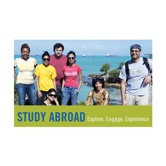 Study Abroad - Online Ad