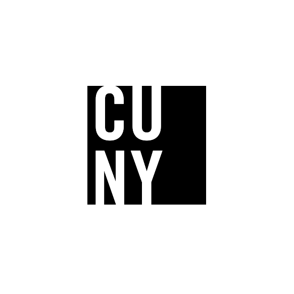 CUNY logo square black