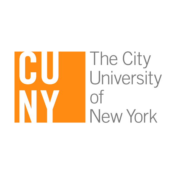 CUNY logo orange