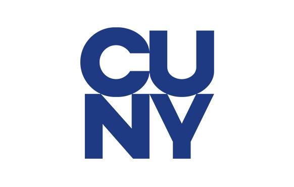 CUNY block logo