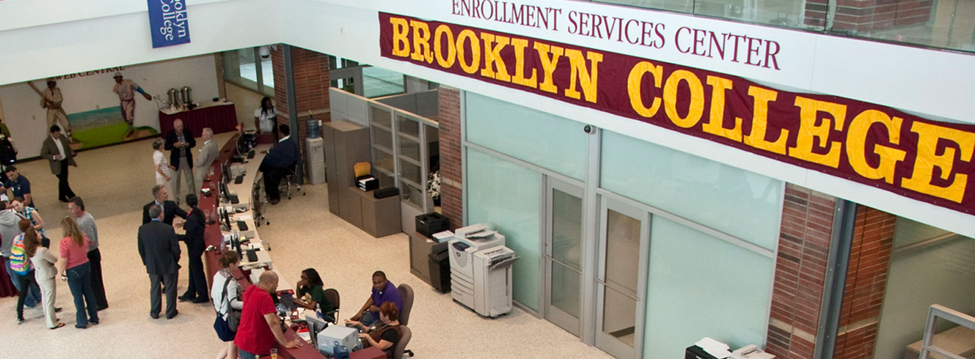 Enrollment Services Center at Brooklyn College