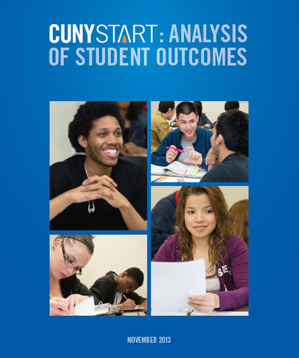 CUNY Start cover