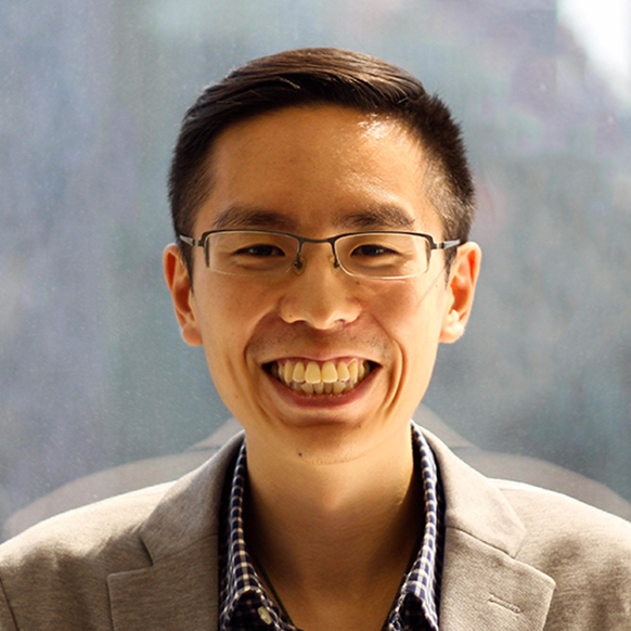 Darren Kwong, Research Analyst II, Research and Evaluation Staff