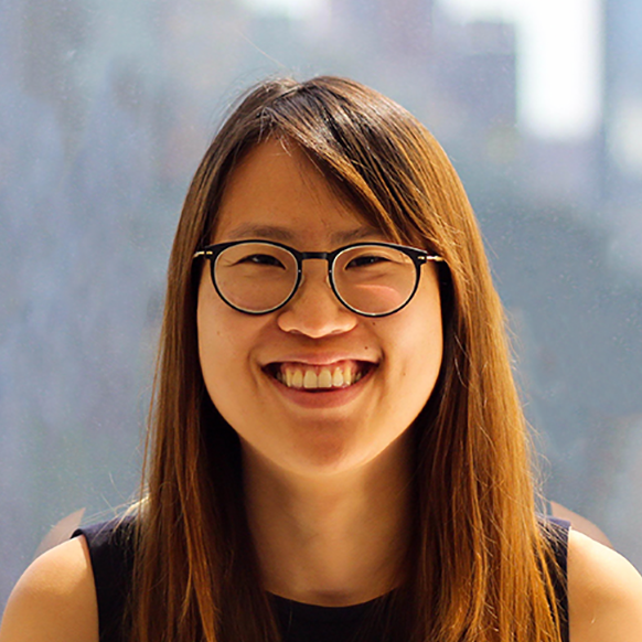 Hyein Lee, Research Analyst II, Research and Evaluation Staff