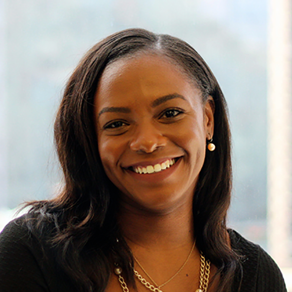 Karen Okigbo, Research Fellow, Research and Evaluation Staff