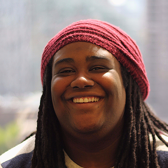 Vernisa Donaldson, Research Analyst II, Research and Evaluation Staff
