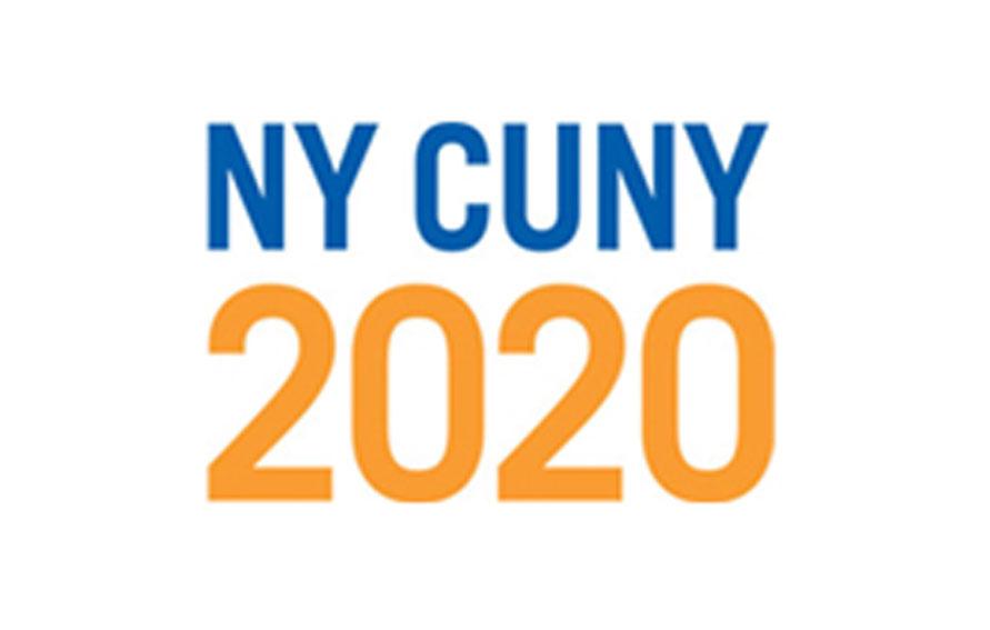 NY CUNY 2020 Logo