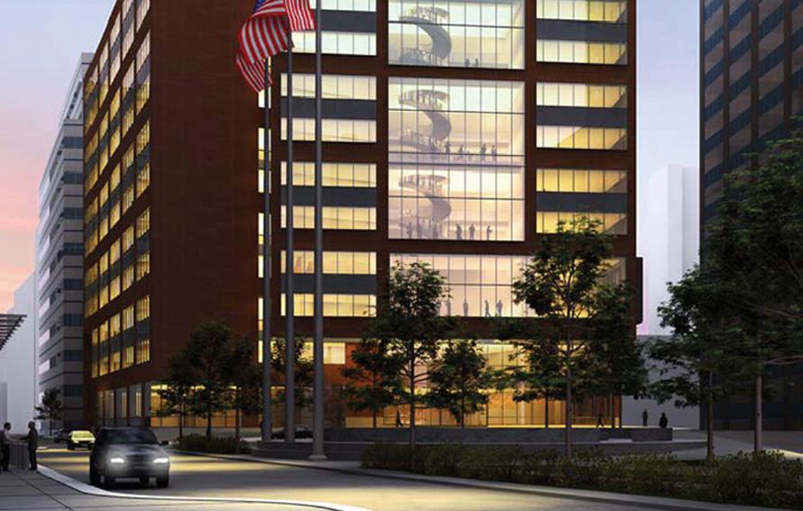 Borough of Manhattan Community College Fiterman Hall Replacement