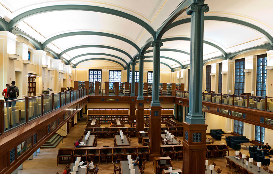 Bronx Community College Library