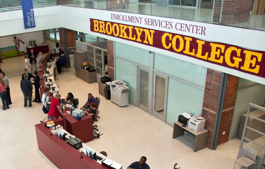 Brooklyn College ENROLLMENT SERVICES CENTER