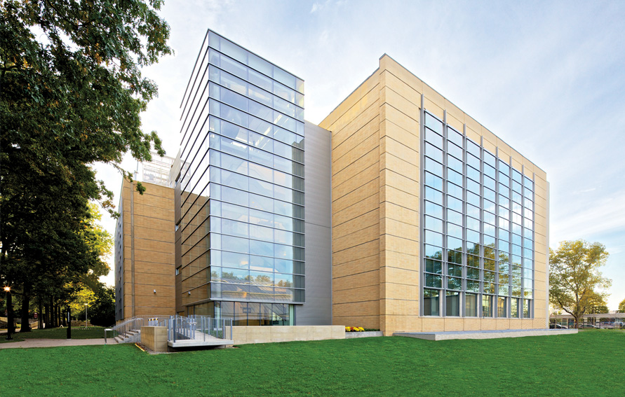 New Science facility, Lehman College