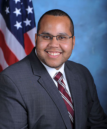 Victor M Pichardo New York State Assemblymember Portrait