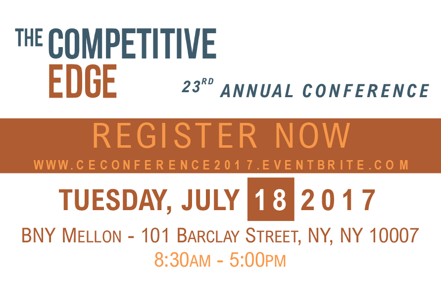 The Competitive Edge - 23rd Annual Conference