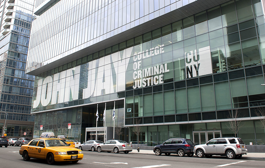 John Jay College campus