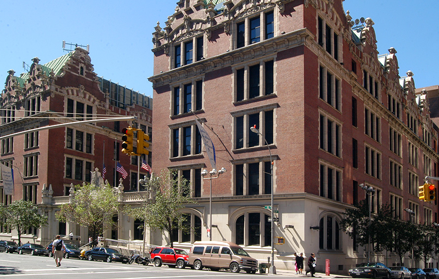 John Jay College, old building