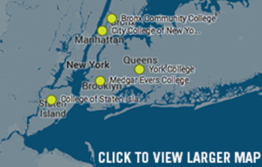 Start UP NY Map