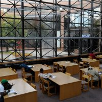 Medgar Evers College library