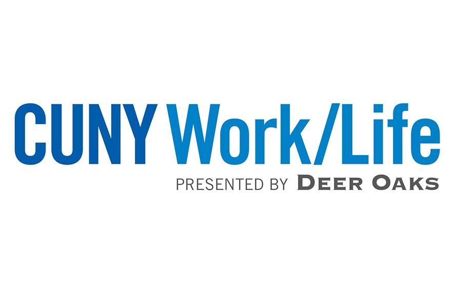 CUNY Work/Life logo