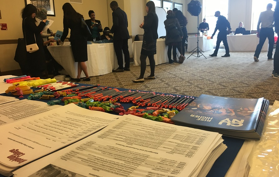 CUNY's Human Resources Recruitment, Diversity, and Retention Conference