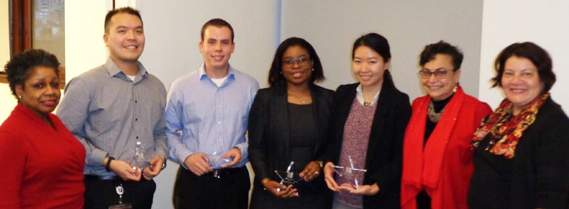 Office of Human Resources Diversity Honors and Award winners